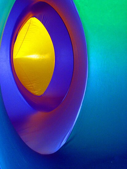 Luminarium no.4 by Orla Cahill Photography