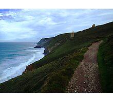 Path to Towanroath Engine House Photographic Print