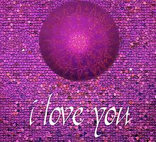 Love You pink by danita clark