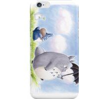 My Family Totoro iPhone Case/Skin