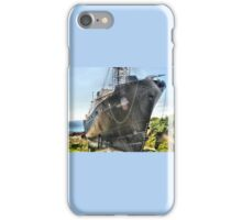 Cheynes IV Whale Chaser iPhone Case/Skin