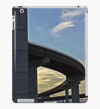 Overpass Under Construction II iPad Case/Skin