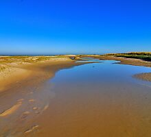 November Beach..... by Adri  Padmos