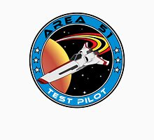 Area 51 Test Pilot Unisex T-Shirt
