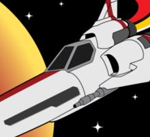Area 51 Test Pilot Sticker