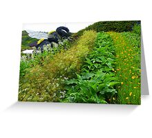 Cornwall: The Eden Big Bee Greeting Card