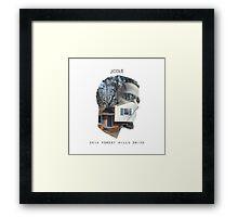 J. Cole - 2014 Forest Hills Drive Framed Print