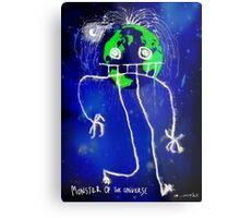 Monster of the Universe   Metal Print