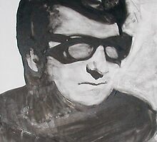 Roy Orbison by annimoonsong