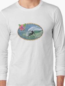 Surfing California Long Sleeve T-Shirt