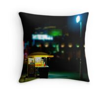 Find me under the light $3.50 Throw Pillow