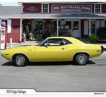 1970 Dodge Challenger Photographic Print