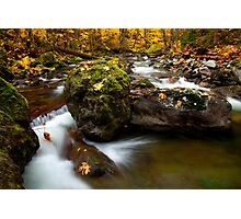 Divided Waters Photographic Print
