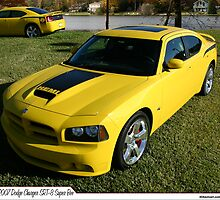 2007 Dodge Challenger SRT 8 Super Bee by 454autoart