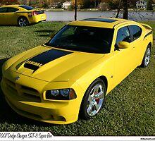 2007 Dodge Challenger SRT 8 Super Bee by 454autoart