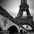 Tour de Eiffel by Randy  LeMoine