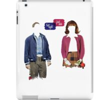 """Dogfight: The Musical — """"First Date, Last Night"""" iPad Case/Skin"""
