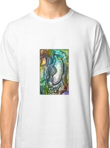 iphone case - foil abstract 003 Classic T-Shirt