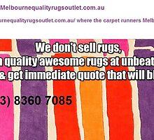 Carpet Runners Melbourne - Melbournequalityrugsoutlet.com.au by rugsoutlet