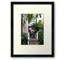 Tropical Life Framed Print