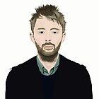 Thom Yorke by vilhelmkoch