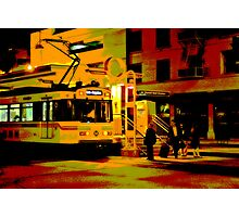 Downtown Metro Photographic Print