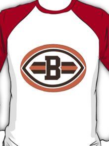 cleveland brown logo T-Shirt
