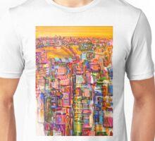 Bridge to sunset Unisex T-Shirt