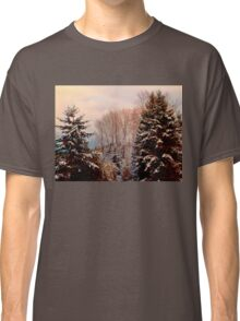 Snow in the Northwest Classic T-Shirt