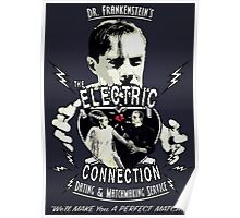 The Electric Connection (Vintage Version) Poster