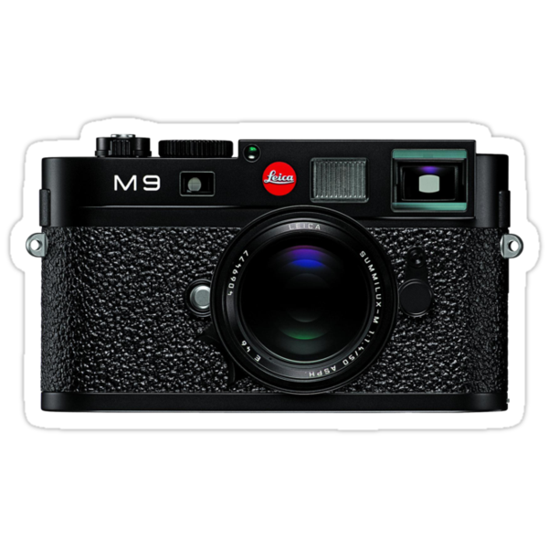 Leica M9 Black front by benjy