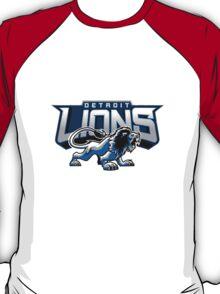 detroit lions logo 3 T-Shirt