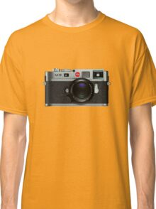 Leica M9 Grey Front Classic T-Shirt