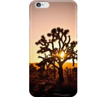 Joshua Tree National Park iPhone Case/Skin
