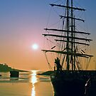 Bangor Sunset by Alan McMorris