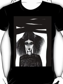 Black Window T-Shirt