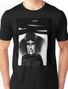 Black Window Unisex T-Shirt