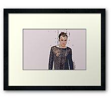 Jeremy Framed Print