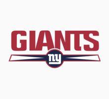new york giants logo Kids Clothes