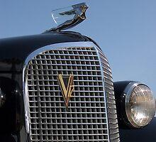 1937 Cadillac V12 by Timothy Meissen