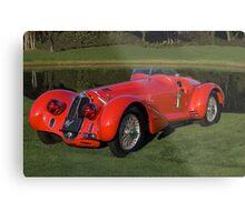 1939 Alfa Romeo 8c 2900 Mille Miglia Metal Print