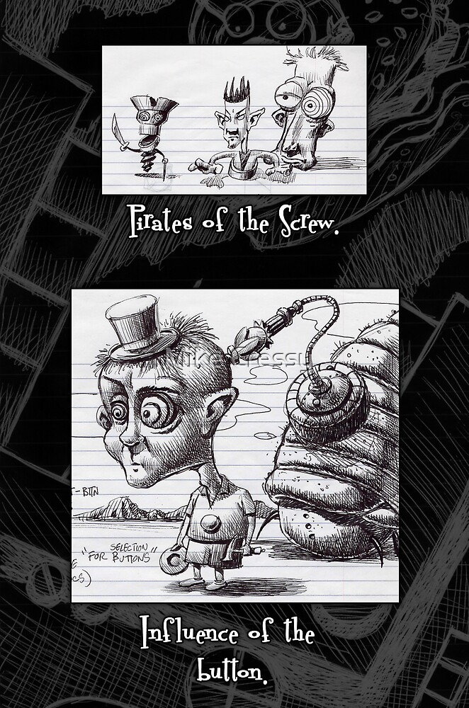 """From """"The Book of Doodles"""" by Mike Cressy"""