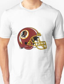 washington redskins helmet logo T-Shirt