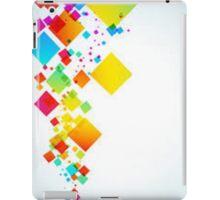 Falling colours. iPad Case/Skin