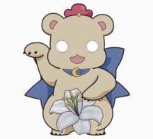 Lucky Bear Kureha Baby Tee
