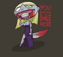 Smile More by Gouacheman