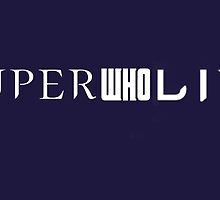 Superwholin- Simple White by RupeeShards