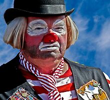 Sad Clown by Linda Sparks