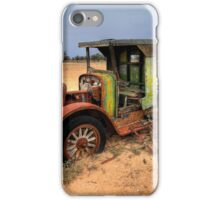 Jalopy Ute iPhone Case/Skin