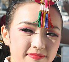 Dancer from Korea by redscorpion